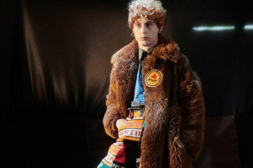 Martine Rose's Fall/Winter 2018 Collection Goes Berserk on Mixing Prints and Streetwear Codes