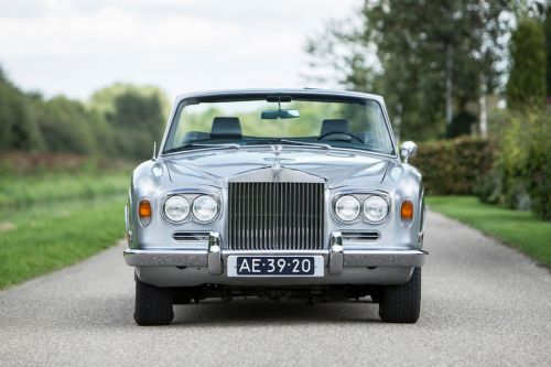 Muhammad Ali's 1970 Rolls-Royce Convertible Is Up for Auction