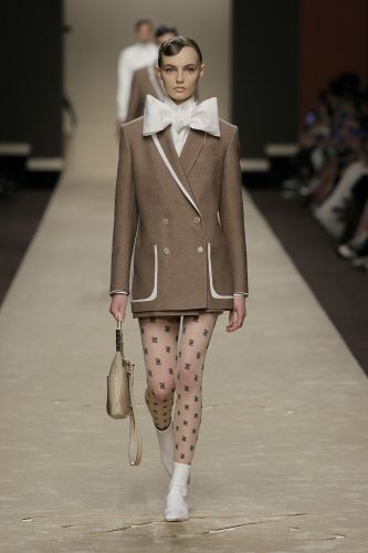 Fendi: Ready-To-Wear AW19