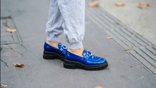 13 Sweatpant-and-Loafer Combos To Try This Winter