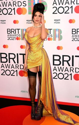 All the BRIT Awards Red Carpet Looks You Need to See